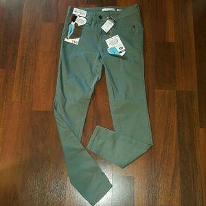 Rue 21 Olive green skinny pants